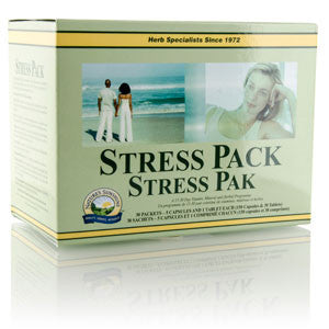 Stress Pak (30 packets - 150 capsules & 30 tablets)