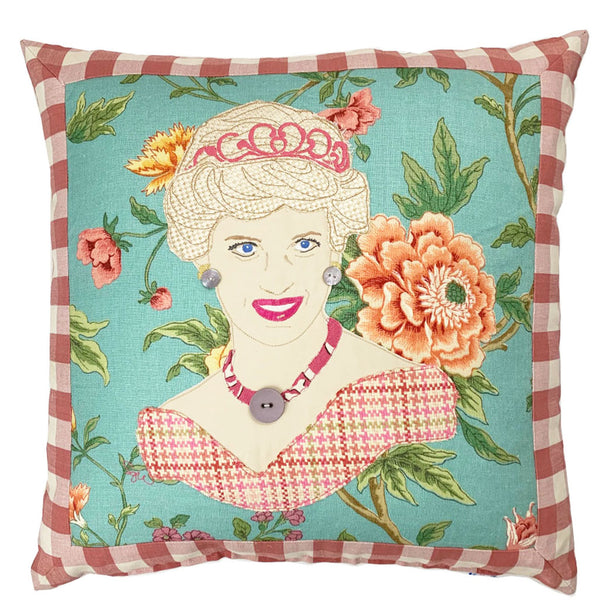 Princess Diana Pillow