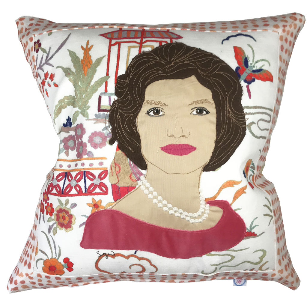 Jackie Kennedy Pillow