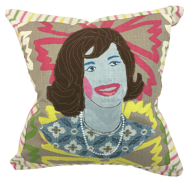Mary Tyler Moore Pillow