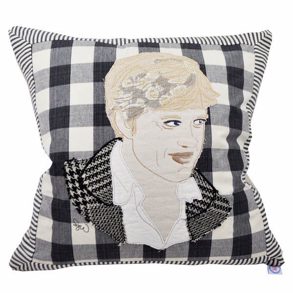 Robert Redford Pillow