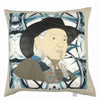 Willie Nelson Pillow