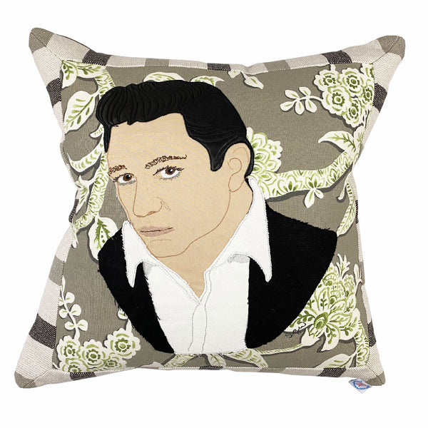 Johnny Cash Pillow