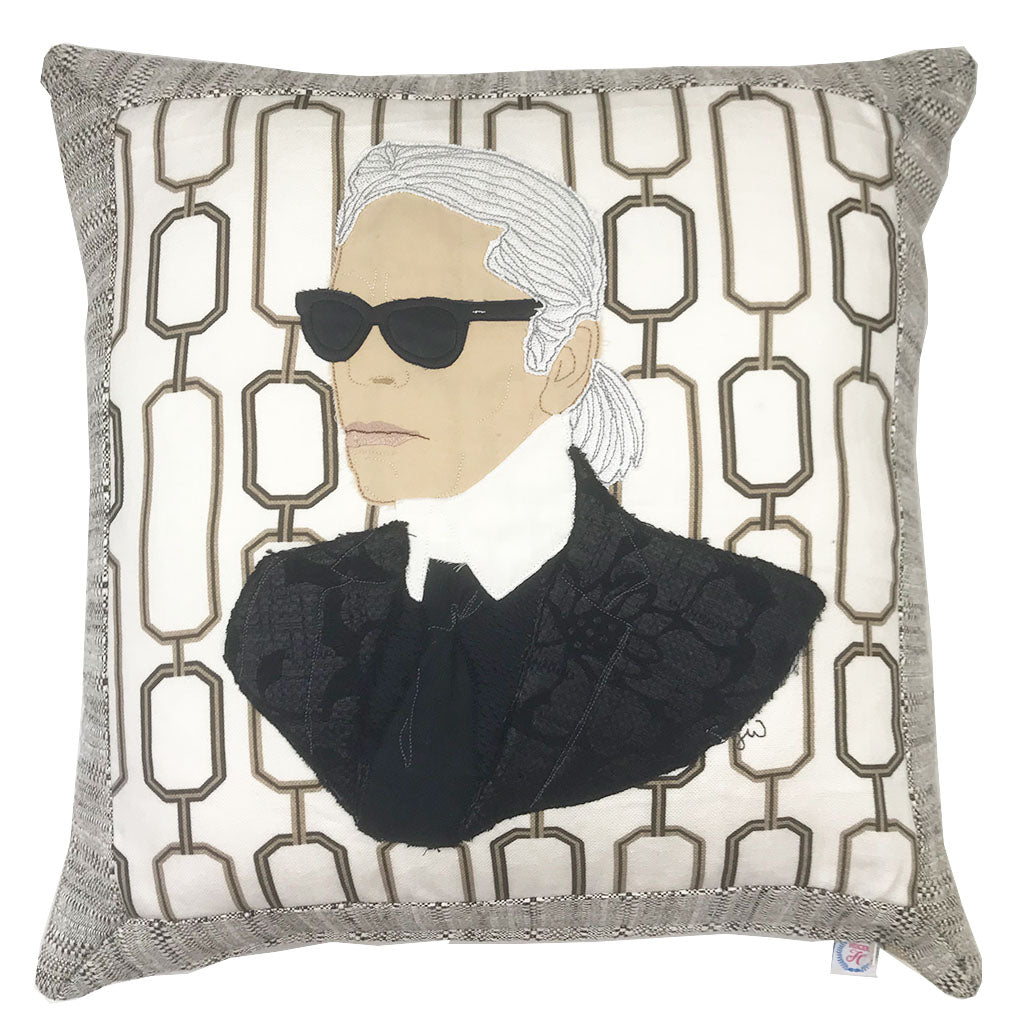 Karl Lagerfeld Pillow