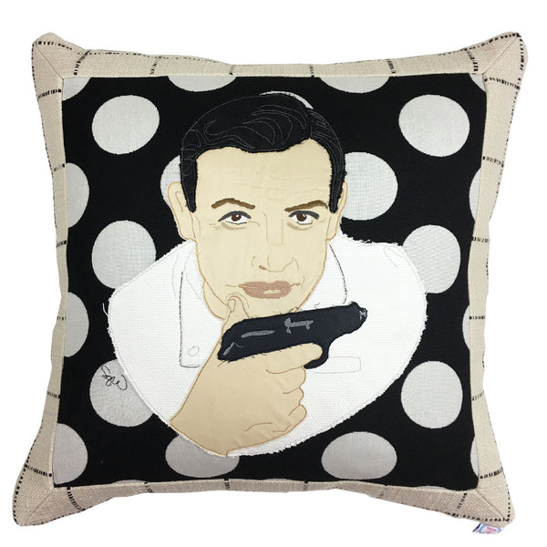 Sean Connery Pillow