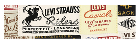 Levi Strauss Denim Ad