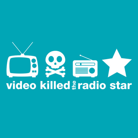 Video Killed the Radio Star icons