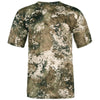 Short Sleeve Cotton T-Shirt - Strata