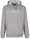 CAB - Game Day Hoodie - Cape Gray Heather/O2 Octane White