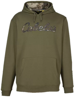 CAB - Game Day Hoodie - Olive/O2 Octane