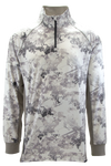 0747 Syspend 1/4 Zip - Viper Snow / Drizzle