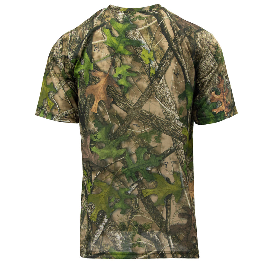 0347 - Short Sleeve Performance True Tee (HTC Green)