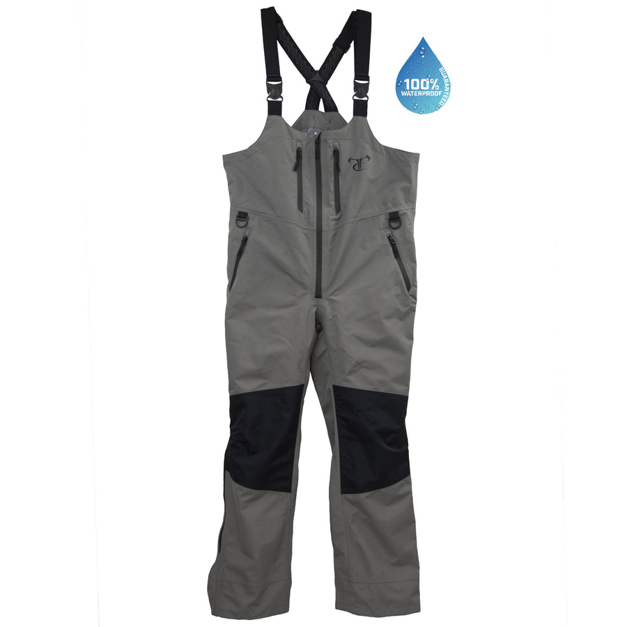 WaveTamer Bib - Cool Gray/Jet Black