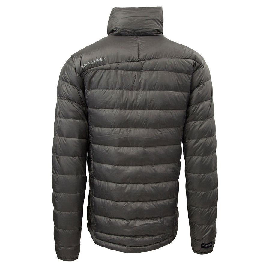 Men's Lightweight Packable Down Jacket - Charcoal