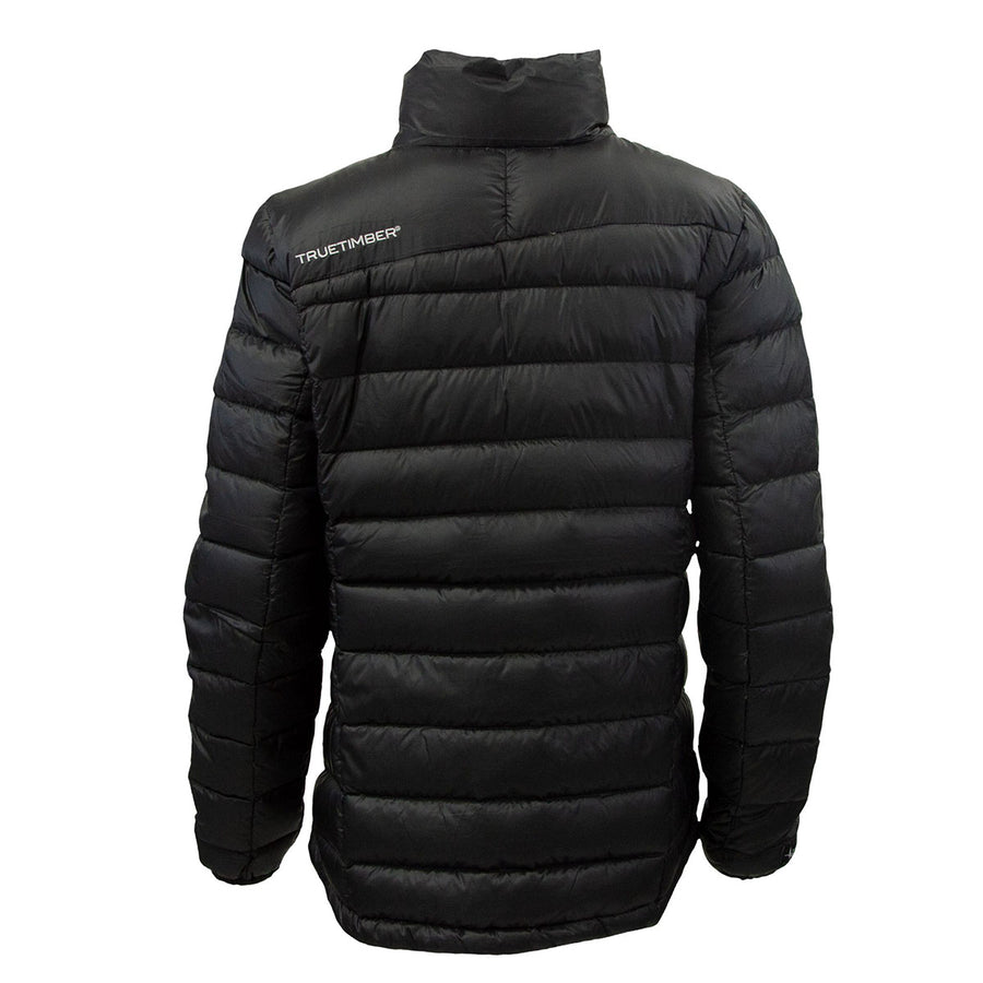 Ladies Lightweight Packable Down Jacket - Black