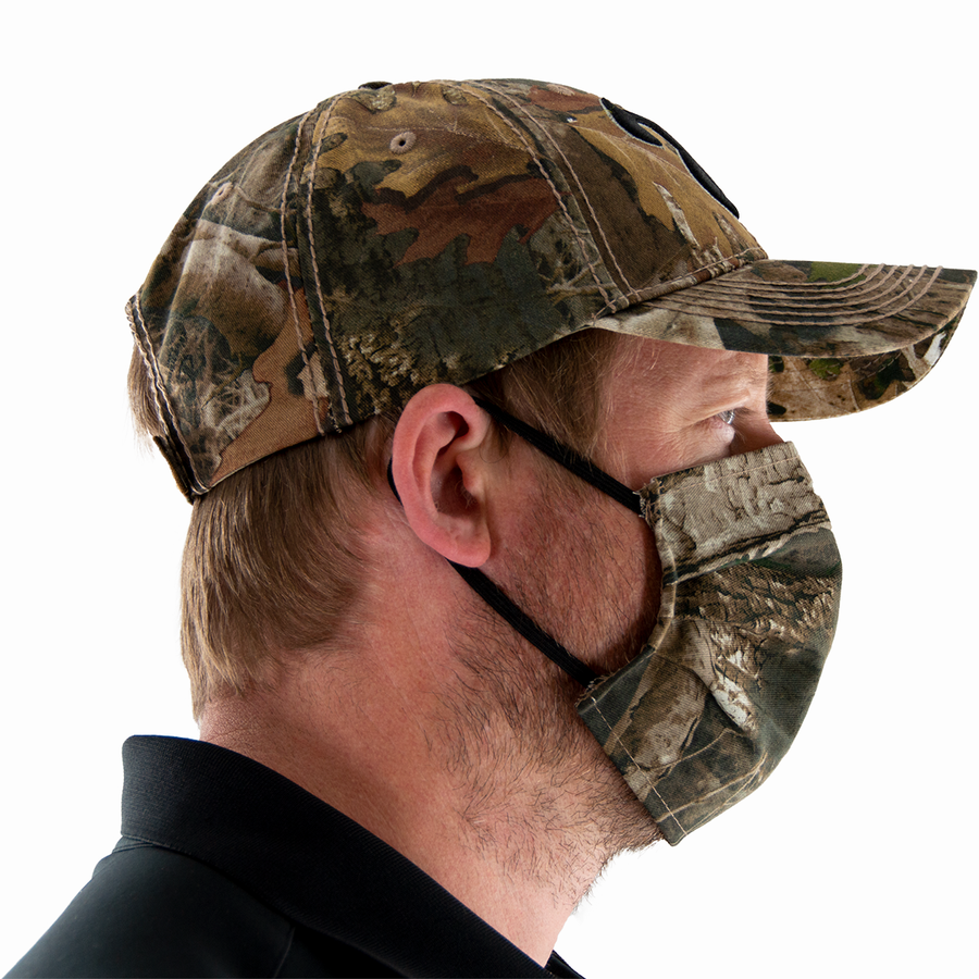 Kanati Camo Face Mask