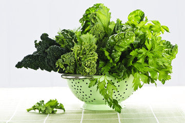 Leafy Greens For Calcium Heart Health