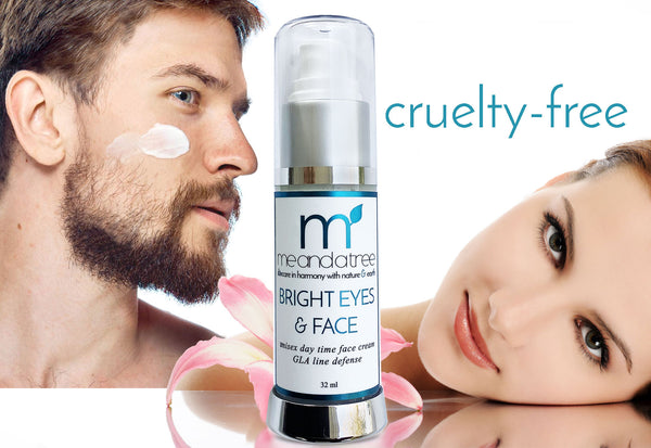 Bright Eyes and Face Unisex Daytime Line Defense Cream