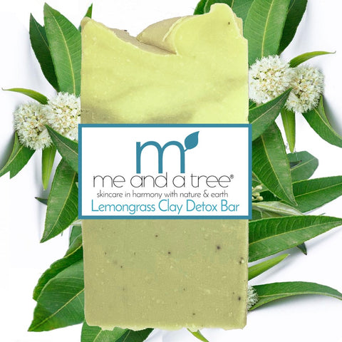 Lemongrass Clay Detox Bar