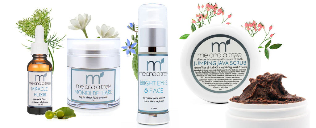 Me and a Tree | Cruelty-Free Skincare