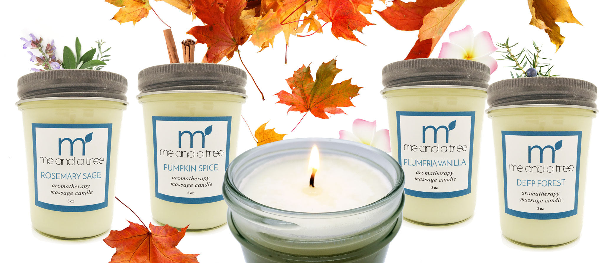 Best Natural Holiday Soy Candles