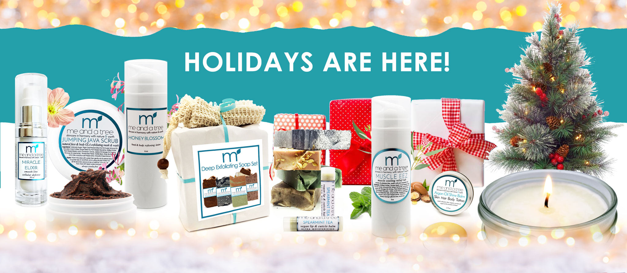 Best Natural Skin Care Holiday Shopping