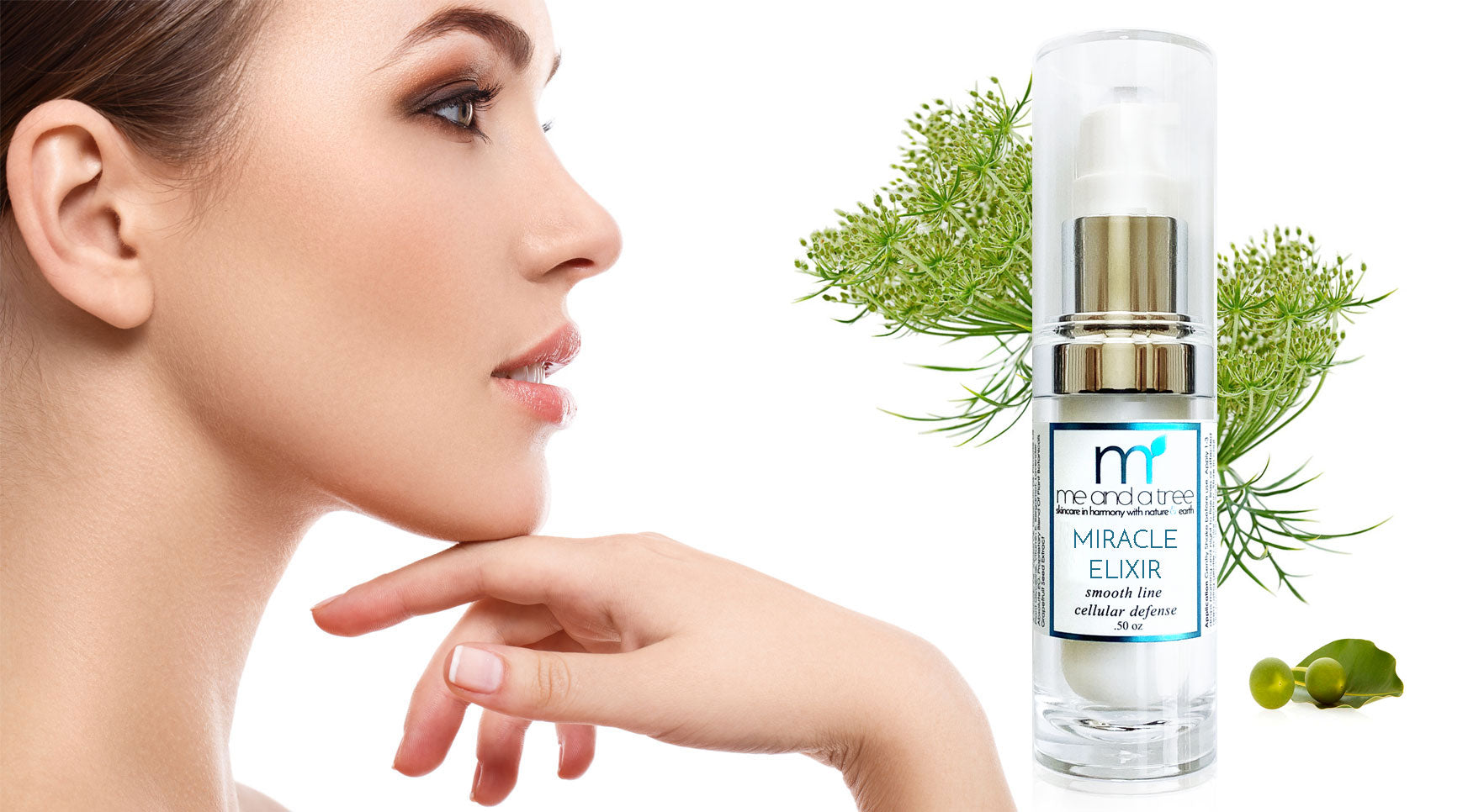 Natural Skin Care Face Care Wrinkle Fine Line Serum