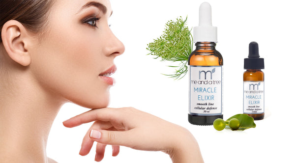 Miracle Elixir Natural Facial Serum