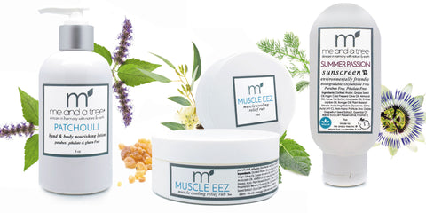 Plant Based Body Care