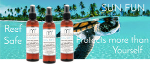 Bug Off Natural Repellent Spray Deet Free Reef Safe