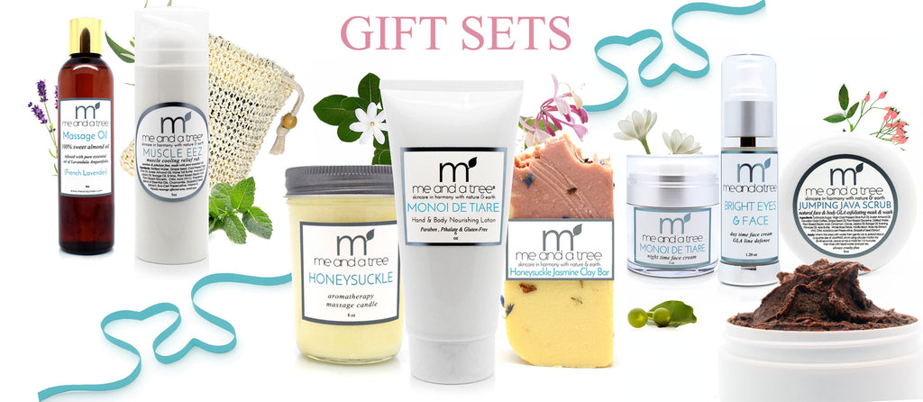 Me and a Tree | Natural Skincare Gift Sets