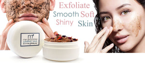 Jumping Java Exfoliating Facial Unisex Scrub