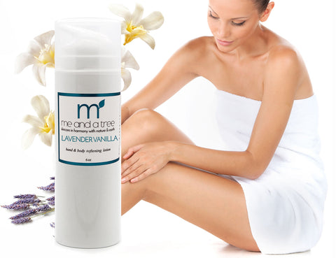 Best Romantic Natural Organic Body Smoothing Lotions For Massage