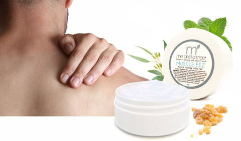 Muscle eez Cooling Relief Massage Rub