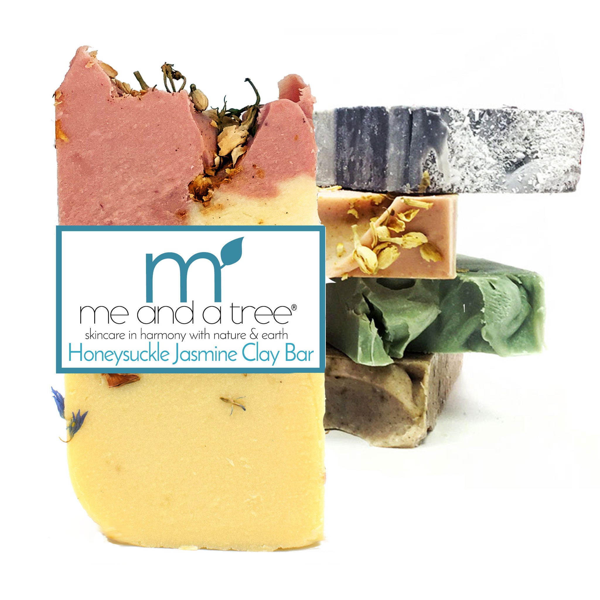 Best Artisan Soaps Hair Face Body Spa Bars Luxury Soap Vegan Sensitive Skin Spa Bars Me and a Tree