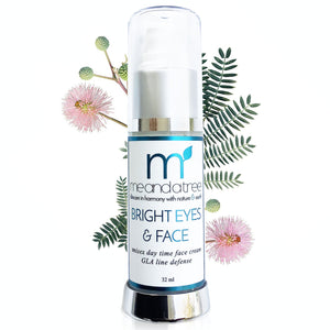 Best Natural Skin Care Bright Eyes & Face Care Wrinkle Cream