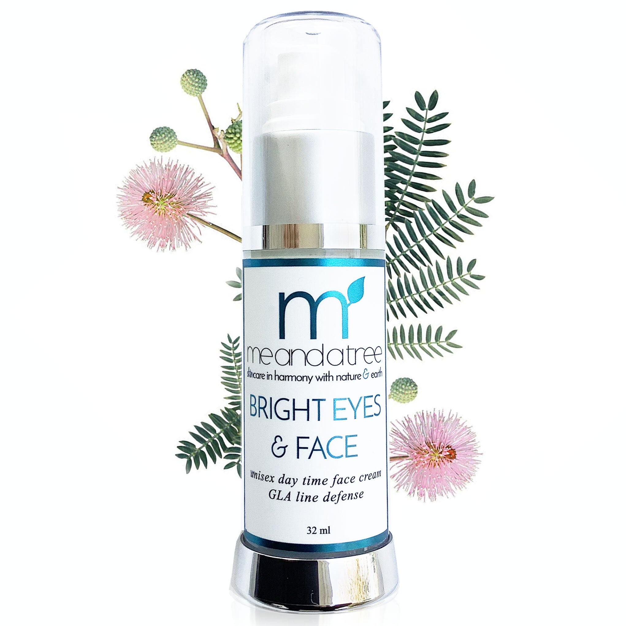 Best Bright Eyes & Face Natural Face Care Cream with Zinc