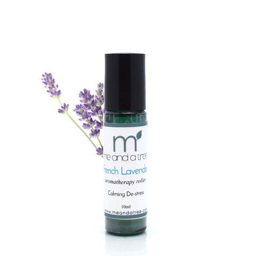 Lavender Essential Oil Roller 10ml - me and a tree skincare