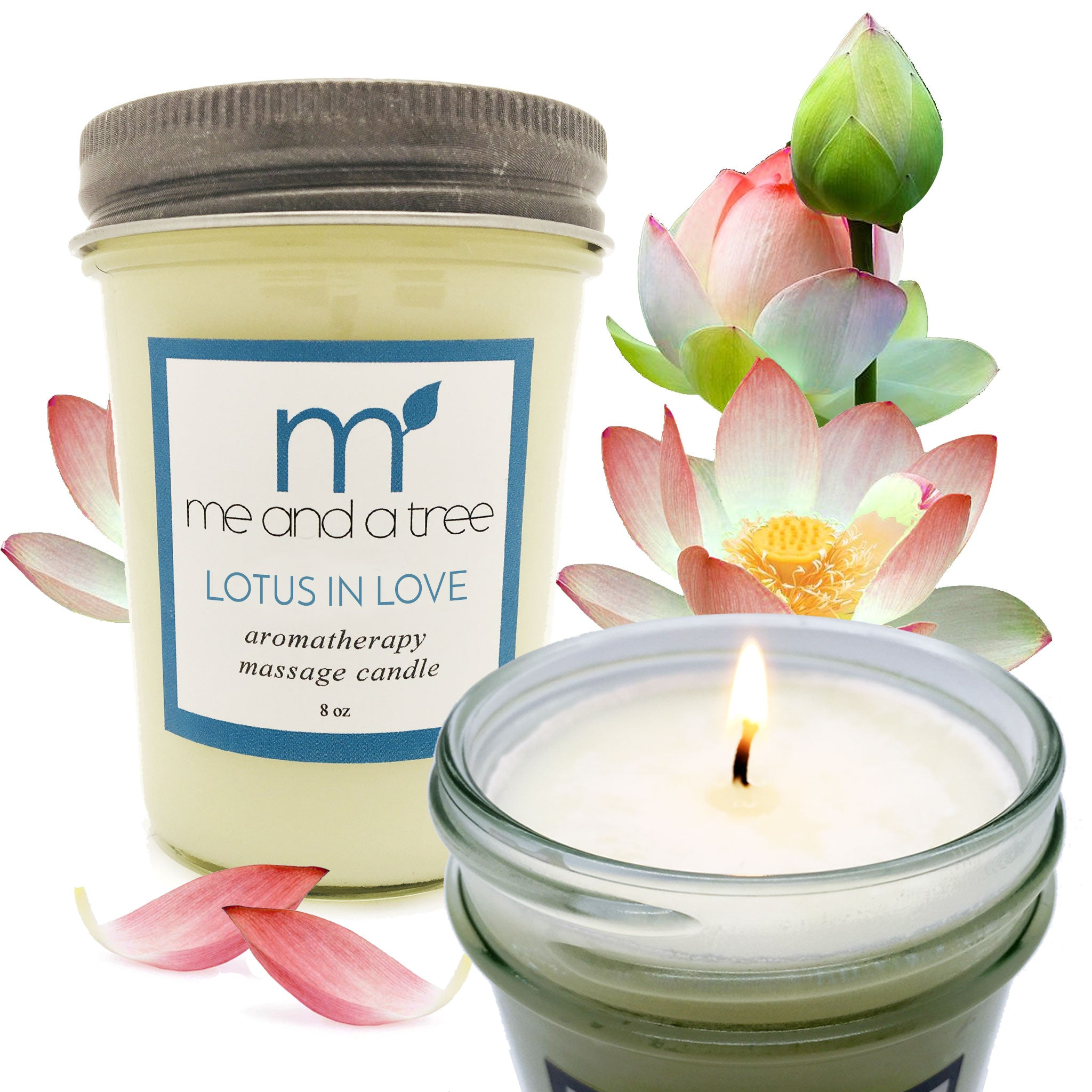 Best Natural Soy Candles For Valentine Romance Lotus In Love