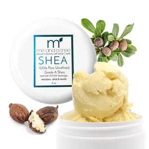 Best Natural Skin Care Unrefined Shea Grade A Body Butter