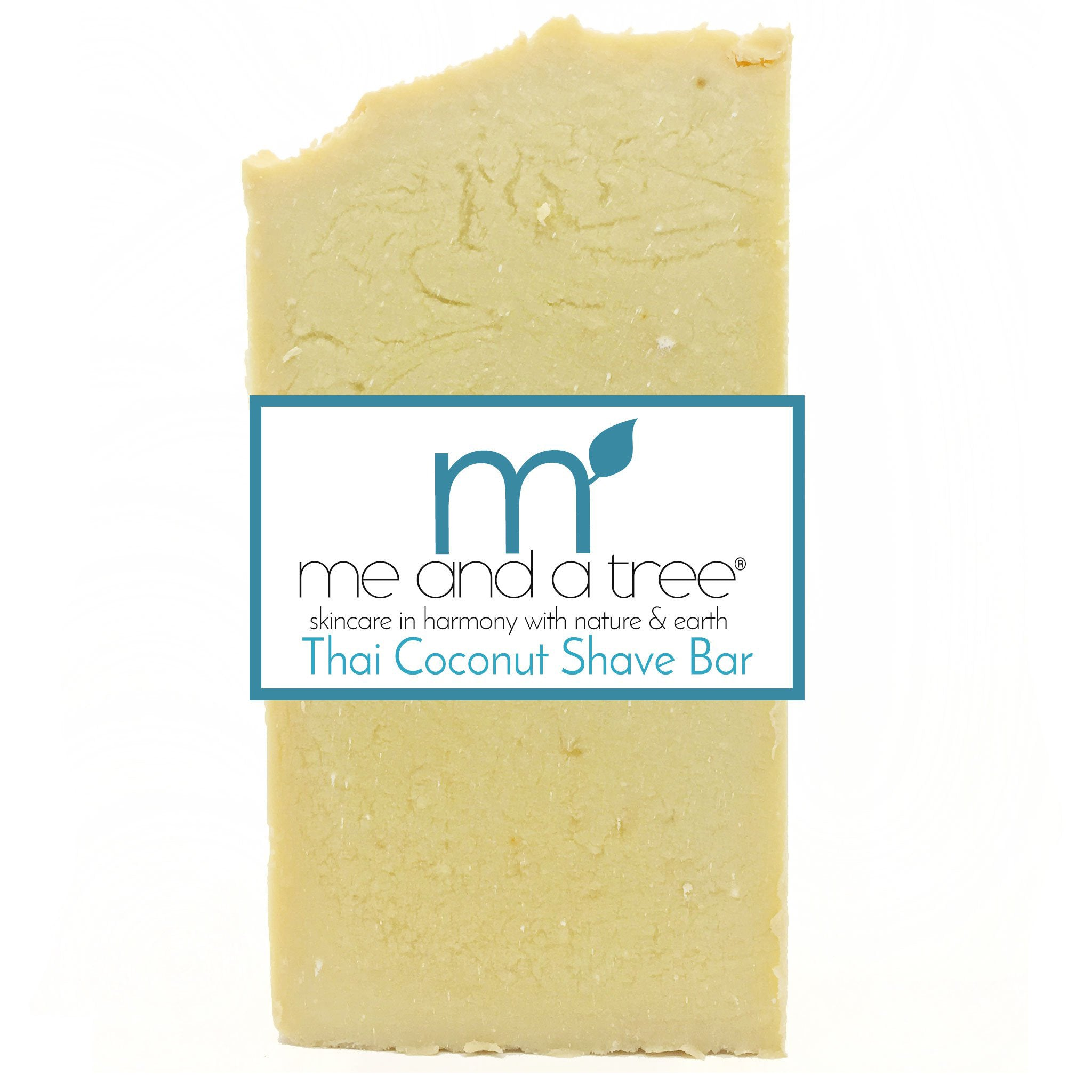 Best Natural Thai Coconut Shave Full Body Bar Soap For Men & Women