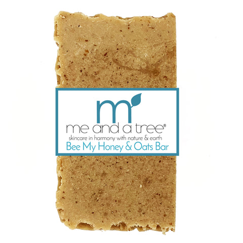 Bee My Honey Natural Artisan Handcrafted Face & Body Bar Soap