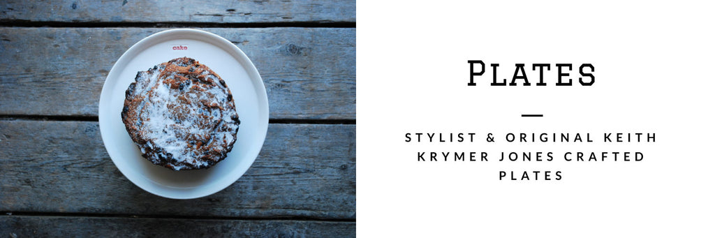 Keith Brymer Jones Plates