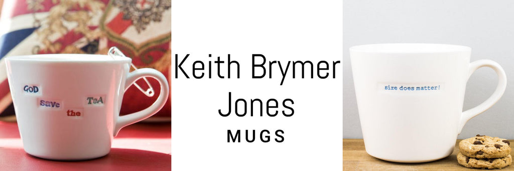 Keith Brymer Jones Mugs