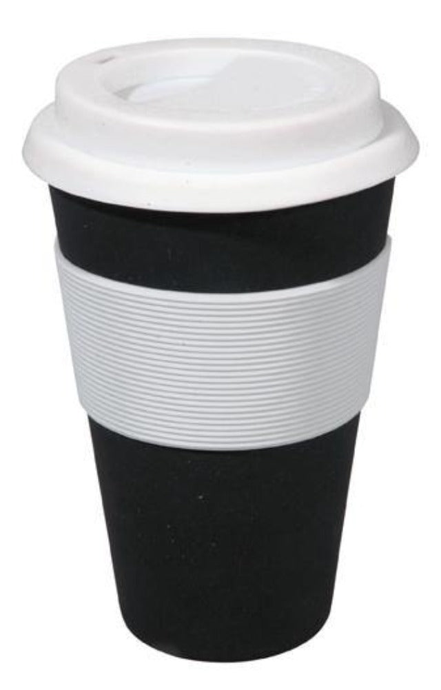 ZuperZozial - Travel Mugs Eco-friendly- made from Bamboo and Corn Powder - Zuperzozial UK