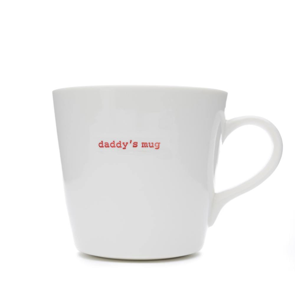 Keith Bymer Jones Large Bucket Mug daddy's mug