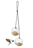 Eva Solo Glass bird feeders, 2pcs.