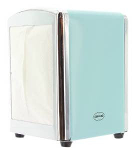 TISSUE DISPENSER Blue