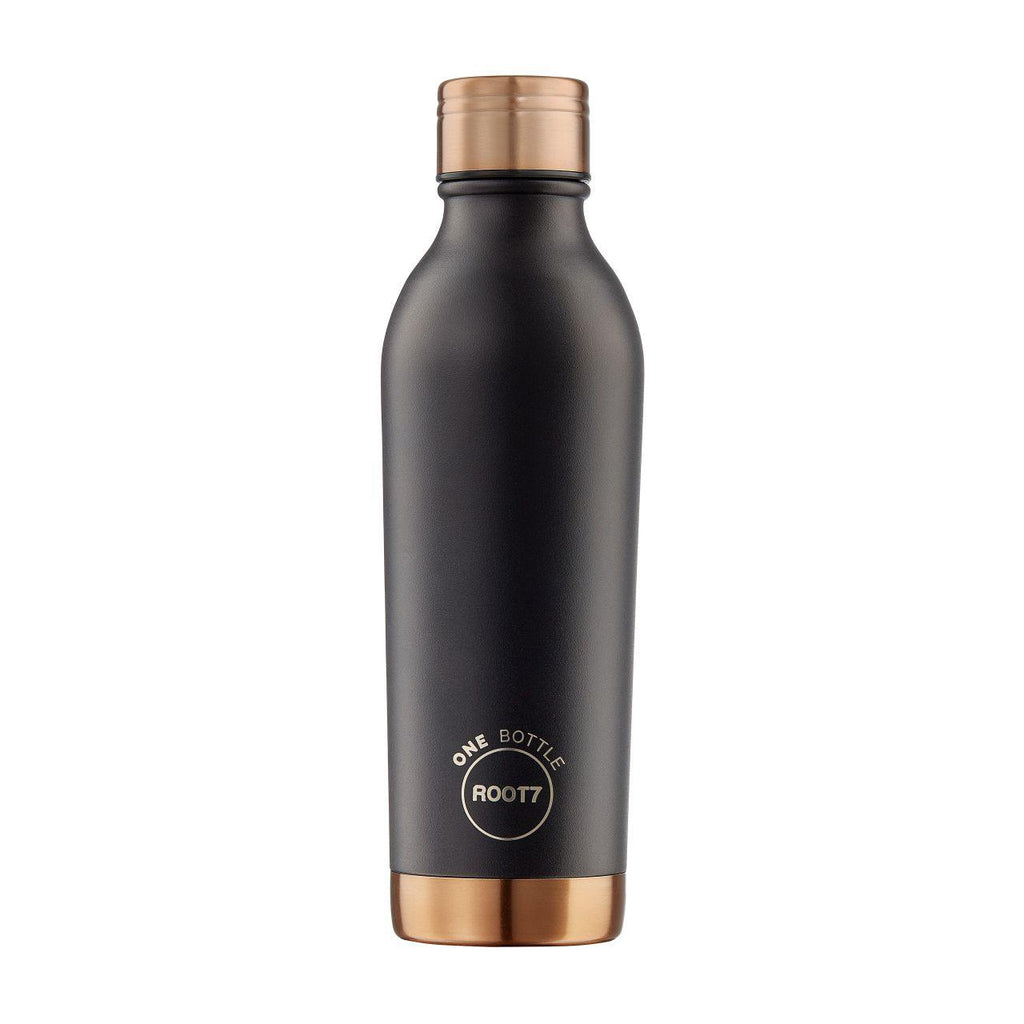 Root7 OneBottle | Copper Insulated Thermal Water Bottle