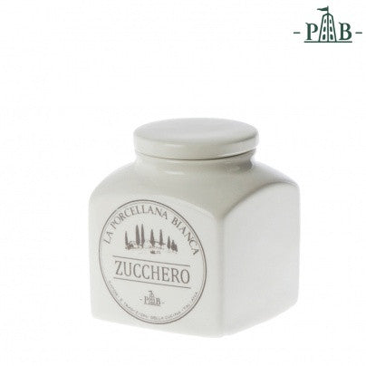 La Porcellana Bianca 0.5L SUGAR Storage